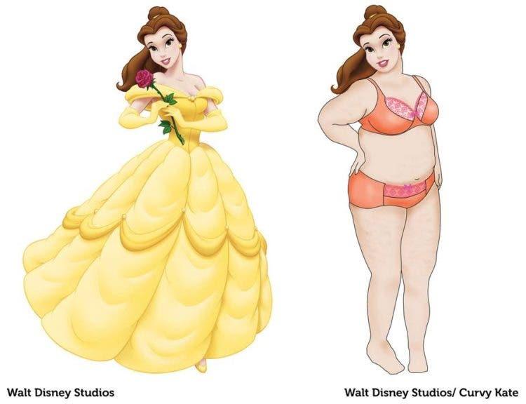 lenceria princesas 1
