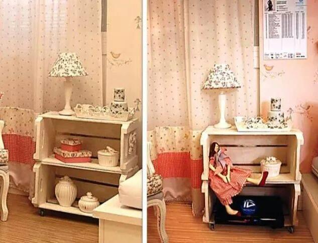 muebles con huacales 10