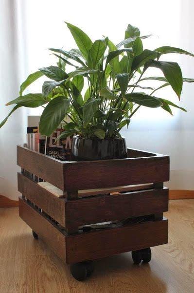 muebles con huacales 13