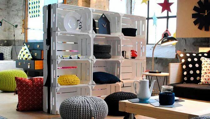 muebles con huacales 2