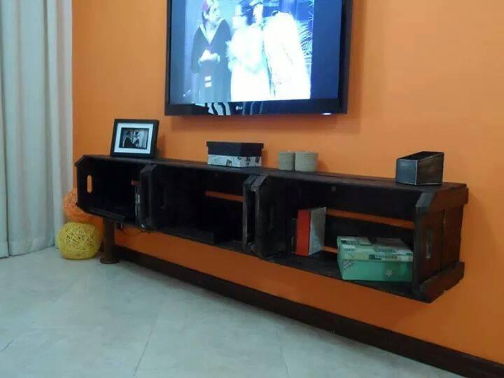 muebles con huacales 5