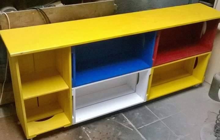 muebles con huacales 6