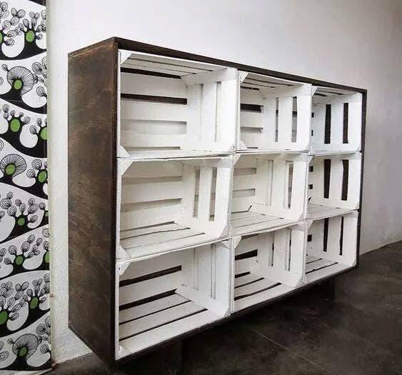 muebles con huacales 8
