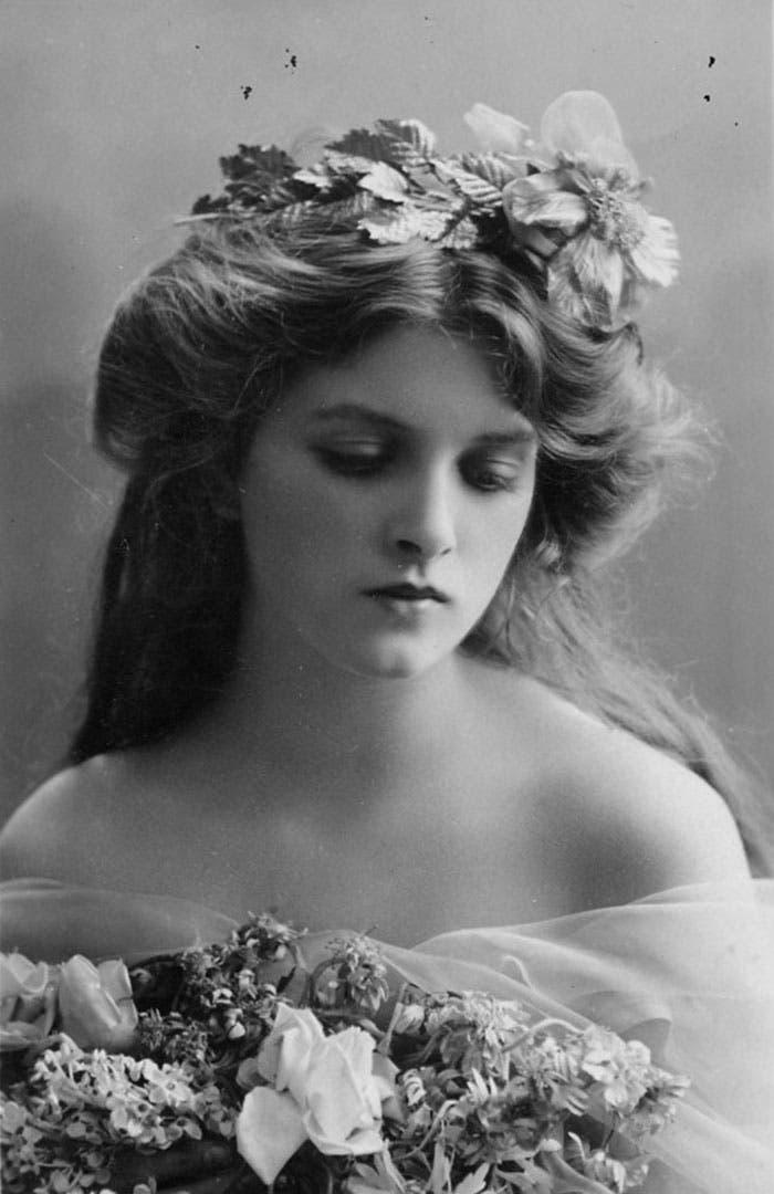 mujeres hermosas 1900 1