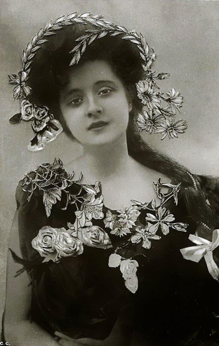 mujeres hermosas 1900 12