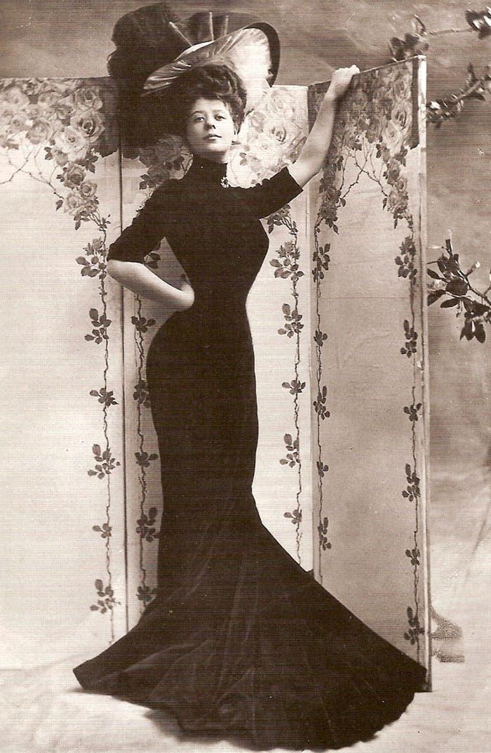 mujeres hermosas 1900 13