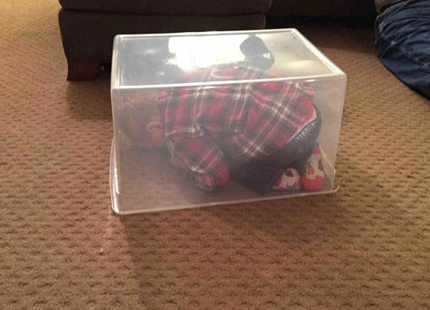 niños escondite 1