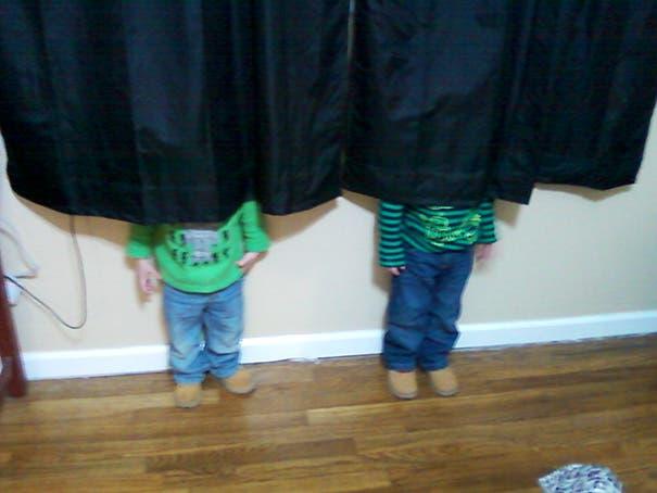 niños escondite 7