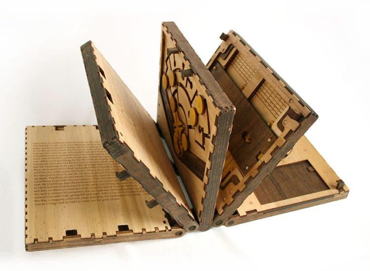 Libro-rompecabezas-Codex Silenda 1