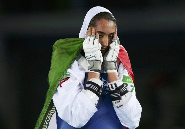 primera-mujer-irani-en-ganar-medalla-olimpica7