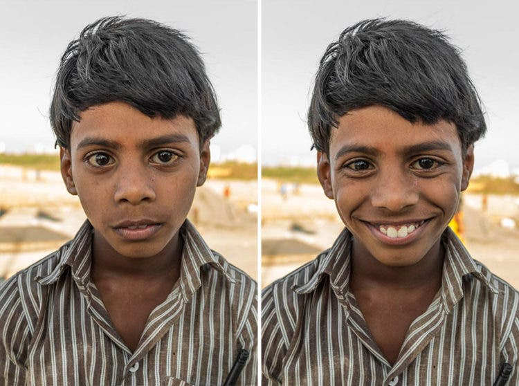 sonrisas extraños 5