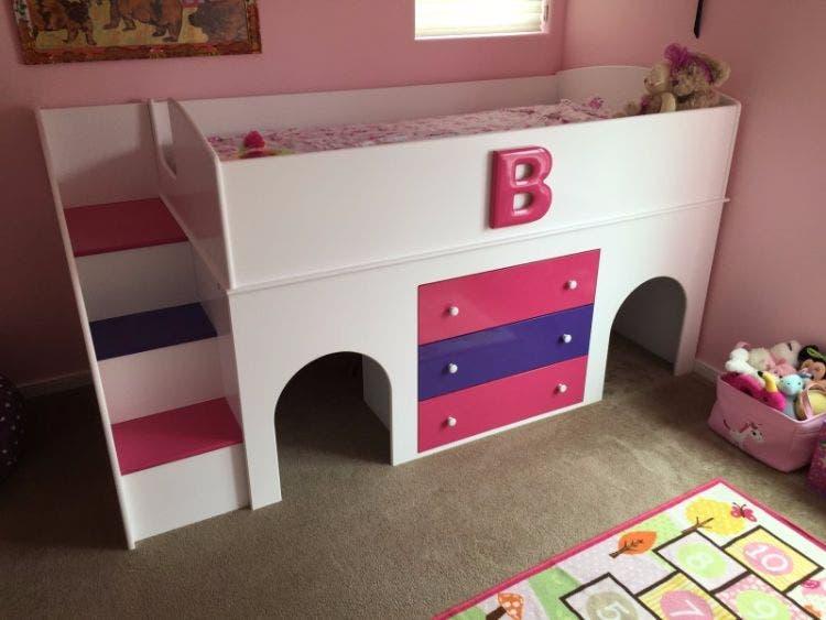 cama-casa-de-princesa-para-nenas-14