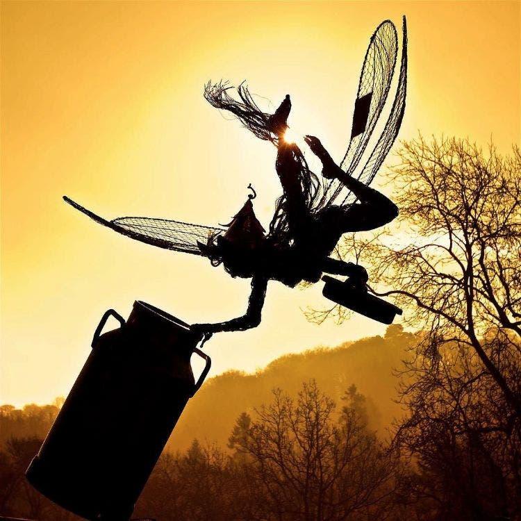 fantasy-wire-robin-wight-esculturas-hadas-07
