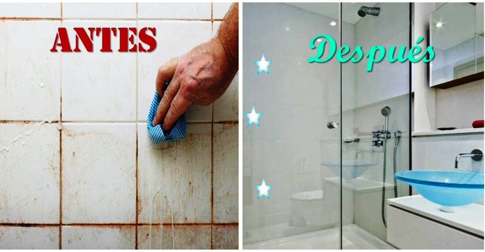 Despu s de aprender este truco querr s limpiar la ducha a diario - Como limpiar bano ...