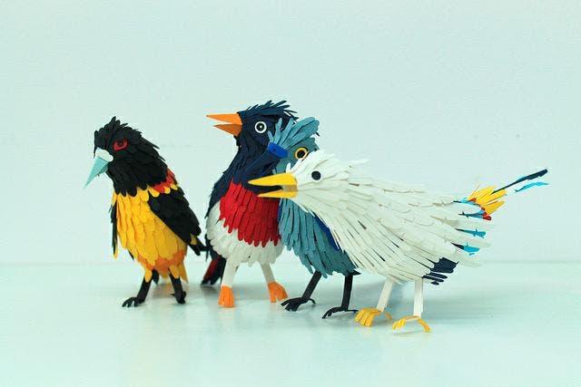 esculturas-aves-papel-14