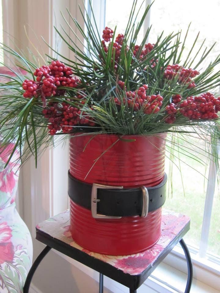 reutilizar-latas-decoracion-de-navidad-3