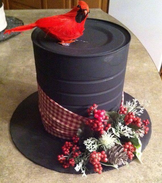 reutilizar-latas-decoracion-de-navidad