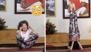 mujer-de-98-hace-yoga-flexible