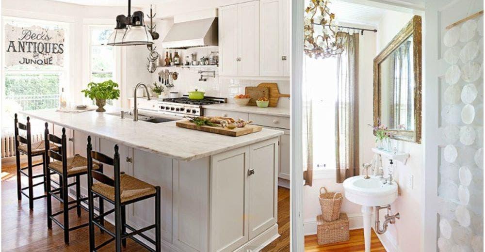 5 tips de decoraci n para lograr el estilo vintage en tu - Decoracion hogar vintage ...