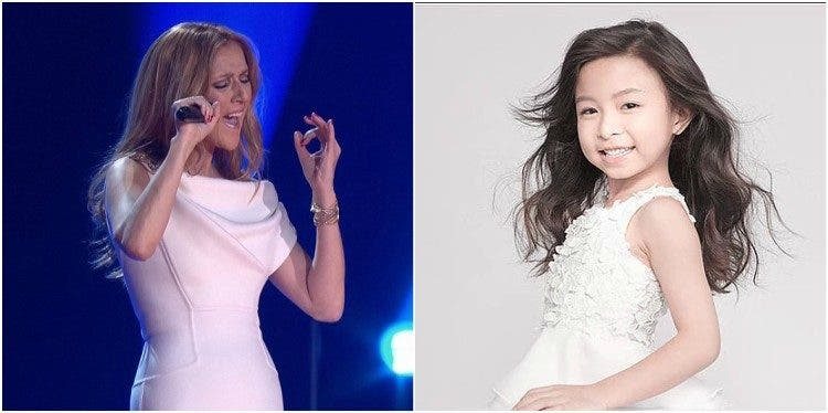 celine dion 9 anos americas got talent 2