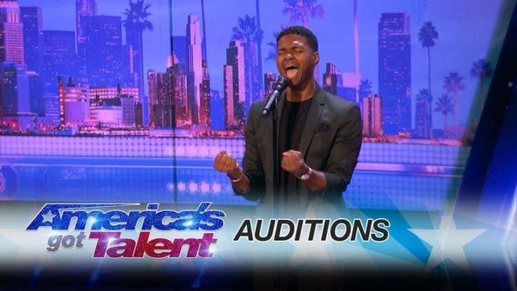 Johnny Manuel Cover Whitney Houston I Have Nothing America Got Talent 2017