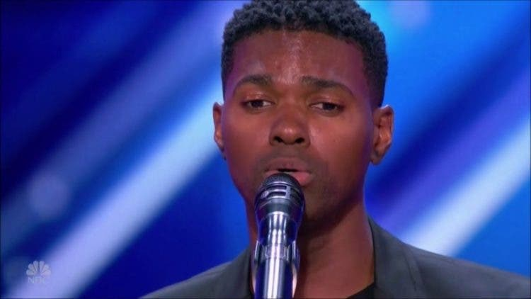 Johnny Manuel Cover Whitney Houston I Have Nothing America Got Talent 2017