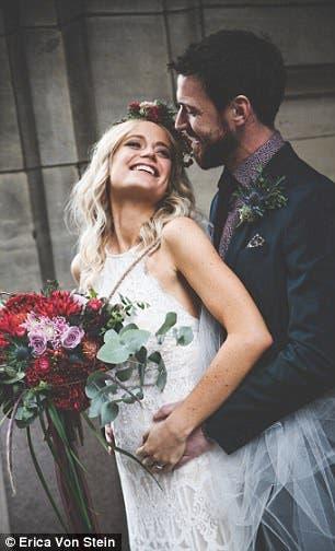Nadie puede creer cómo lograron una boda de ensueño con tan poco ...