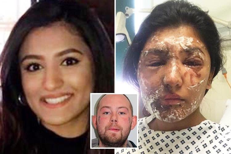 Alison Saunders ataques ácido Londres Gales condena carcel vida
