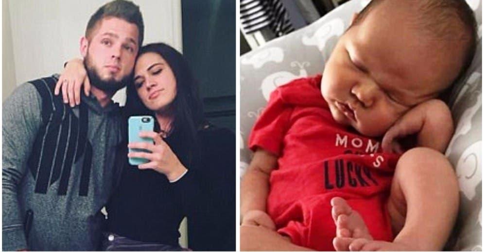 Le compran un par de calcetines de 250 euros a su bebé sin imaginar que le salvarían la vida