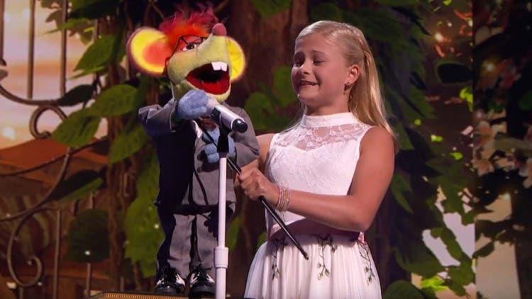 gana America's Got Talent Darci Lynne ventrílocuo niña ganadora impresionante muñecos gran final favorita golden buzzer votacion talento concurso show