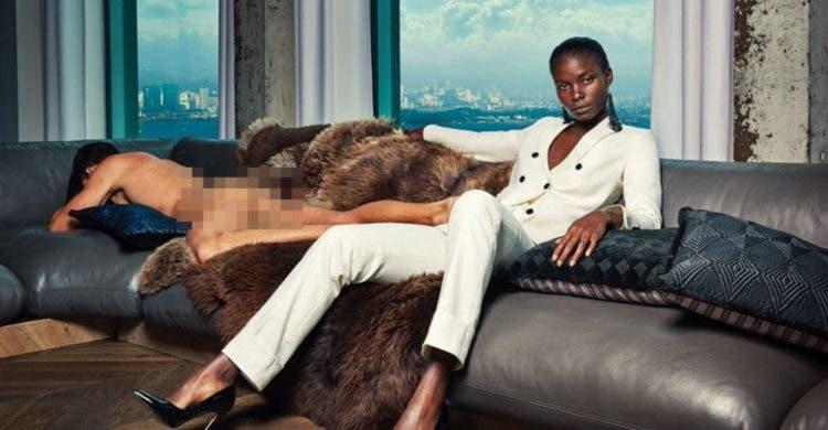 hombres desnudos campaña moda mujeres cambio perspectiva roles sociedad suitstudio suitsupply holanda holandesa