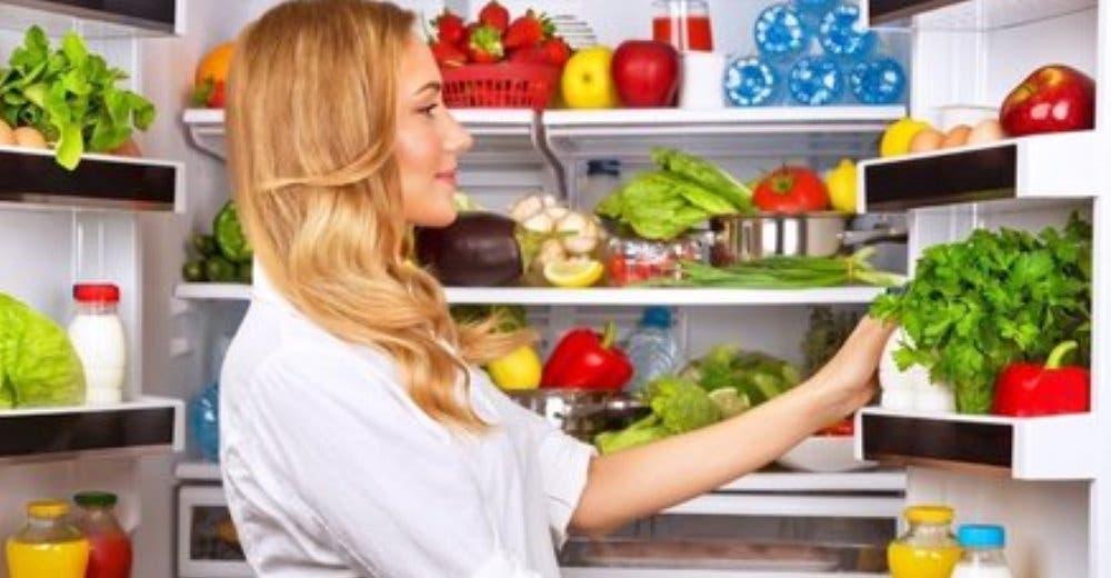 El secreto más efectivo para mantener limpio y en óptimo funcionamiento el frigorífico