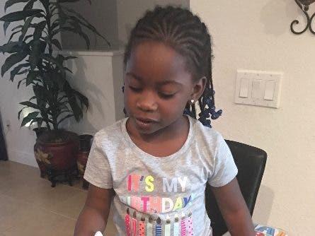 madre abusiva asfixia a su hija de 4 años por que le respondio mal crimen horrible puso ser evitado tania paige leon paige tina farrington floirida police departement
