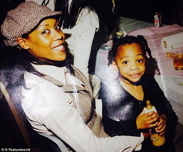 No jodas a mi hija negra
