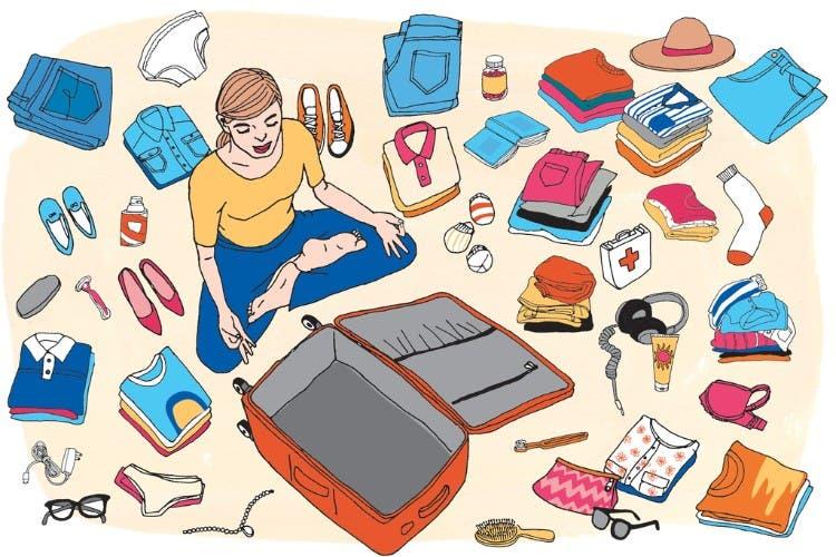 8 consejos para que la tarea de empacar tu equipaje sea ...