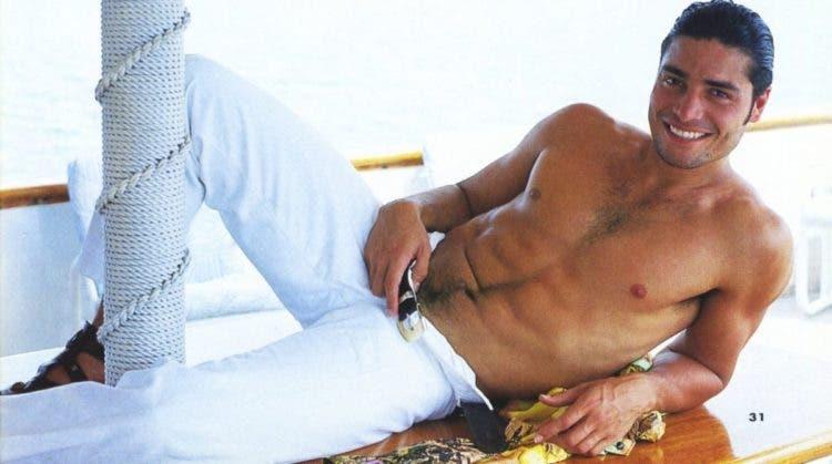 Luis ernesto franco desnudo