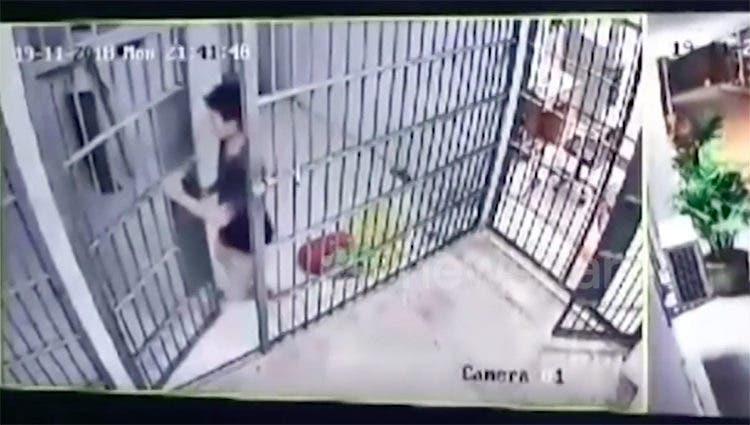 Prisionero Tailandia