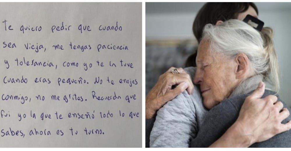 La Carta De Una Madre A Su Hijo Que Está Conmoviendo Al Mundo