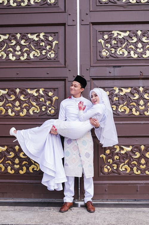 Peny y Khairul