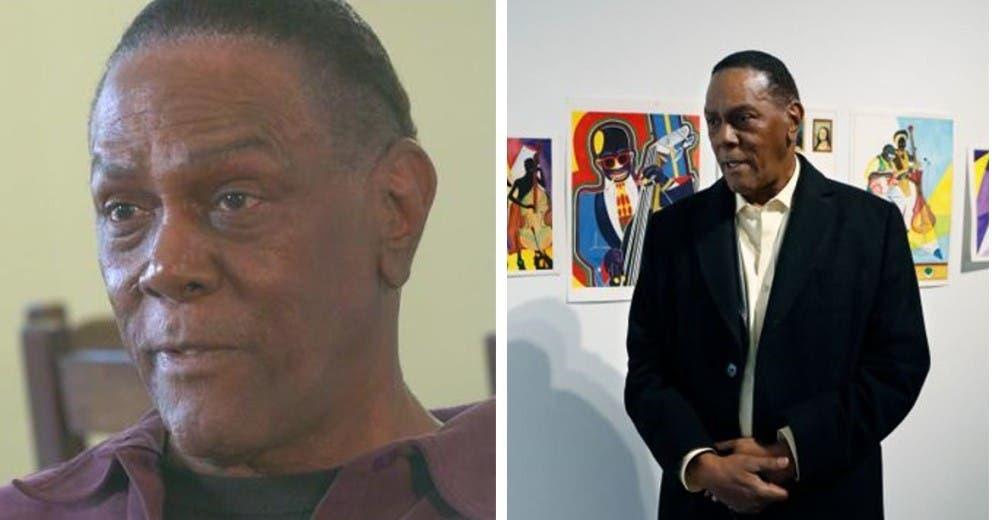 Tras 46 años encerrado injustamente se convierte en un cotizado artista