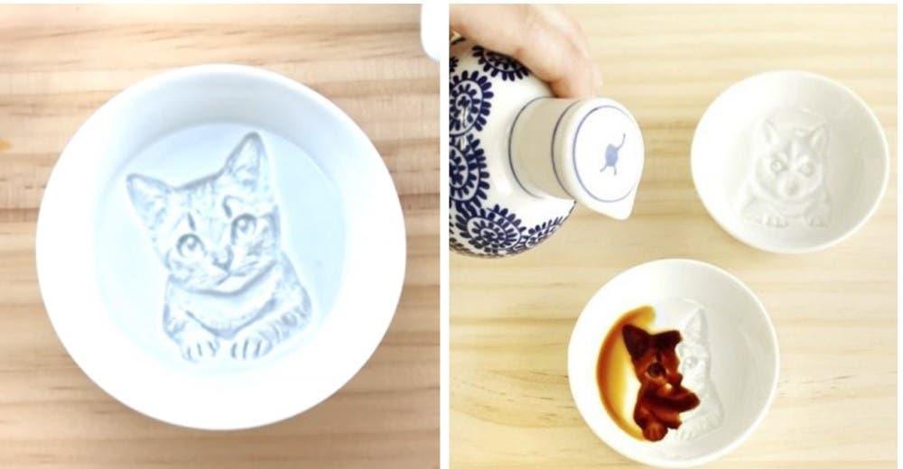 Al comer en estos platos aparecen mágicamente maravillosas obras de arte
