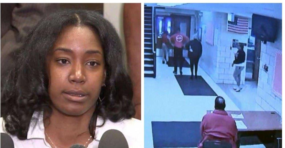 Una madre denuncia al colegio de su hijo de 9 años por dejarlo fuera a muy bajas temperaturas