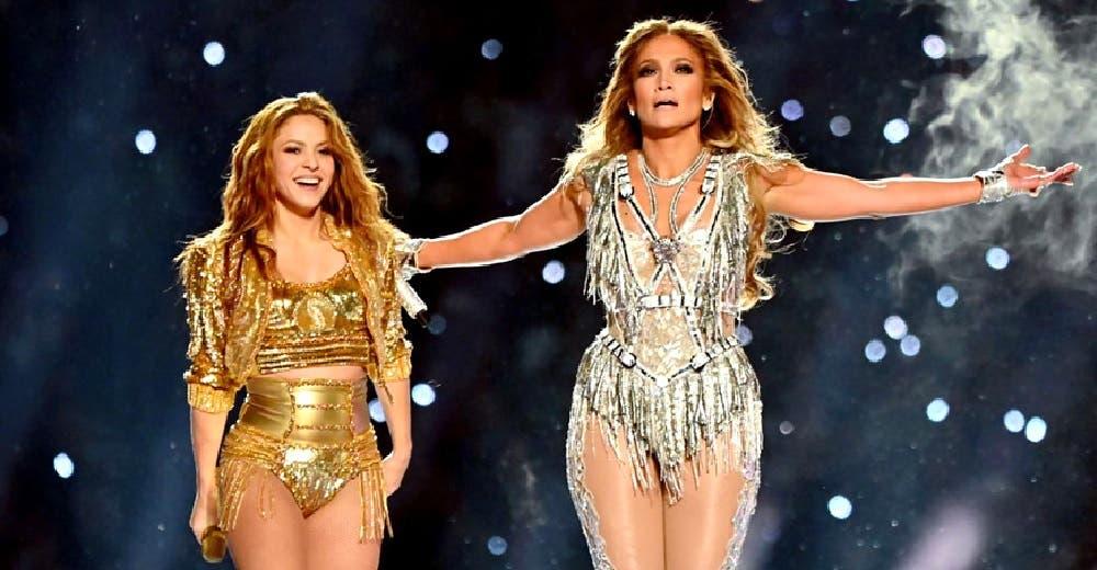Shakira y J.Lo no recibirán ningún pago por el gran show que hicieron en el SuperBowl