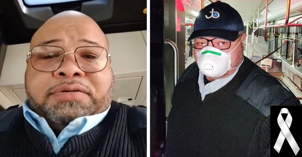 Muere por COVID-19 el conductor de autobús que suplicó que los pasajeros se cubrieran al toser – Viralistas.com