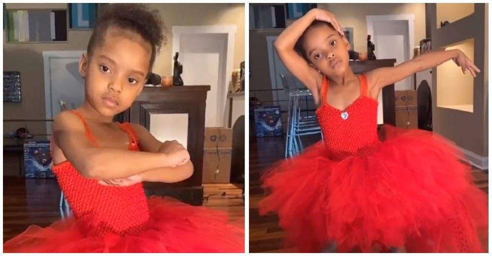 La madre de una niña de 6 años pide ayuda para lograr que Beyonce vea el vídeo de su baile