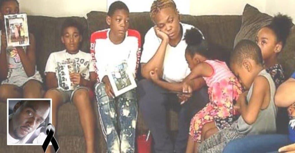 «Olvídense de mí, ayuden a mis niños» – Pierde la vida mientras intentaba salvar la de sus hijos