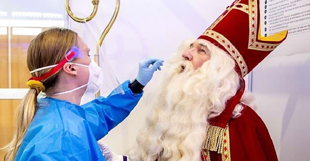 18 abuelos pierden la vida por COVID-19 y 100 resultan contagiados tras la visita de Papá Noel