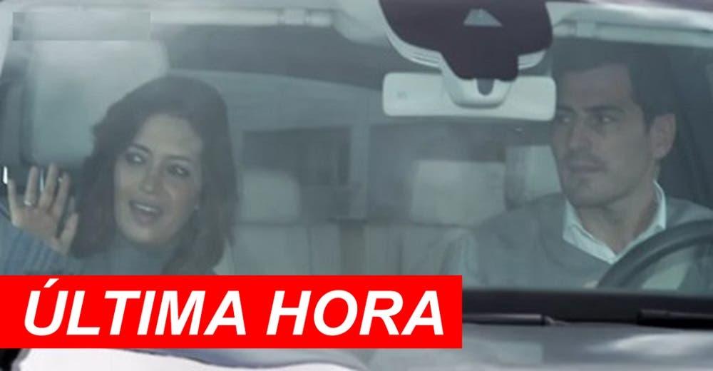 Tras meses de rumores, Sara Carbonero e Iker Casillas se separan