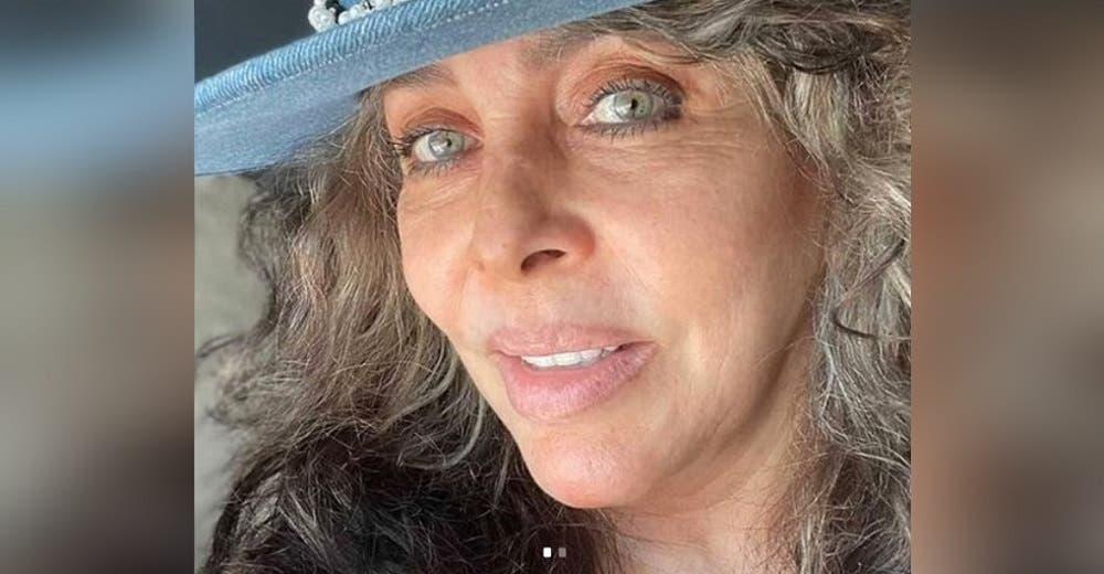 Señalan a Verónica Castro tras publicar dos fotos sin filtros y «al natural», a sus 68 años