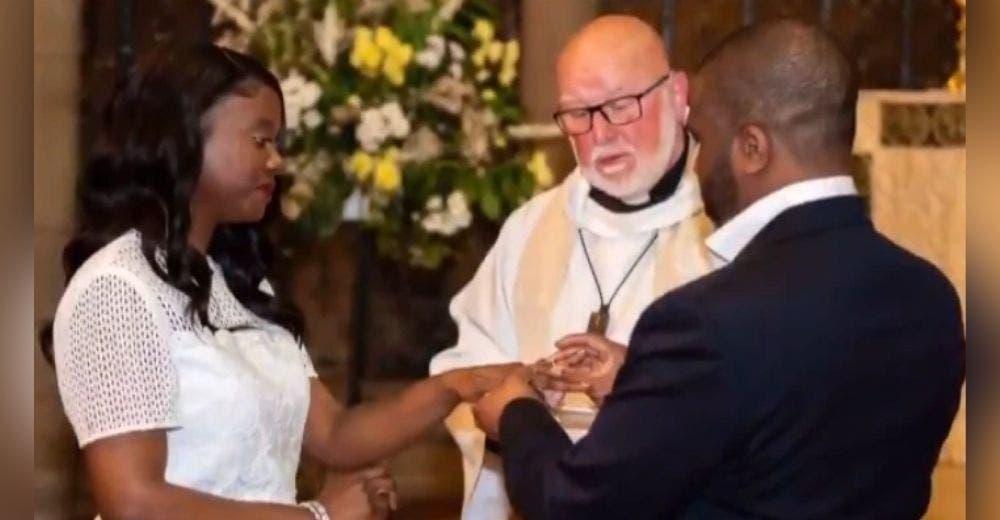 Celebran su boda por segunda vez 10 años después de haberse divorciado – «Debíamos estar juntos»